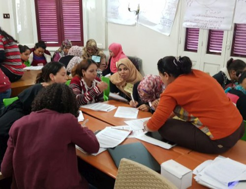 Training voor Micro-business in Egypte